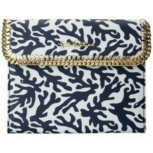 NWT Lily Pulitzer Chain Link IPad Case